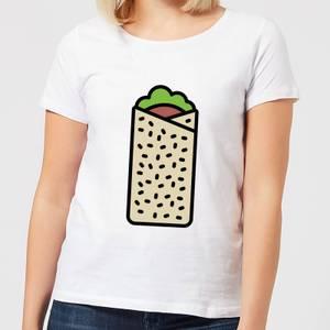 Cooking Burrito Women's T-Shirt