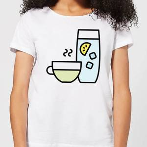 Cooking Cup Of Tea And Water Women's T-Shirt