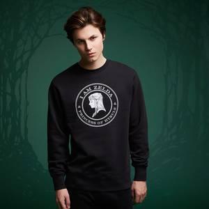 Legend Of Zelda I Am Zelda Sweatshirt - Black