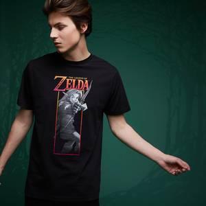Legend Of Zelda Link Bow T-Shirt - Black