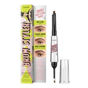 benefit Brow Styler Eyebrow Pencil & Powder Duo 1.1g (Various Shades)