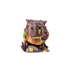 Statuetta in vinile del T-Rex, da Jurassic Park, linea Mega Mondoid - Mondo