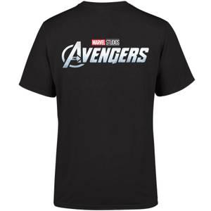 Marvel 10 Year Anniversary Avengers Men's T-Shirt - Black