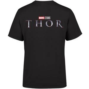 Marvel 10 Year Anniversary Thor Men's T-Shirt - Black
