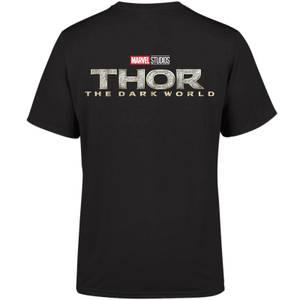 Marvel 10 Year Anniversary Thor The Dark World Men's T-Shirt - Black