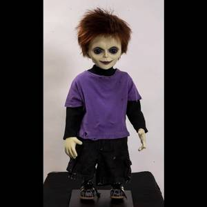 Trick or Treat Seed of Chucky - 1:1 Scale Glen Prop Replica