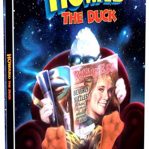 Howard the Duck - Zavvi UK Exclusive Steelbook