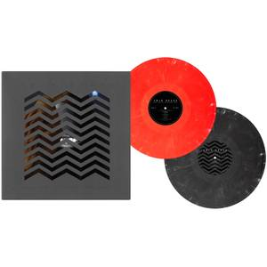 Death Waltz Recording Co. - Twin Peaks (Music From The Limited Event Series) 180g 2xLP (Red and Black Marble)