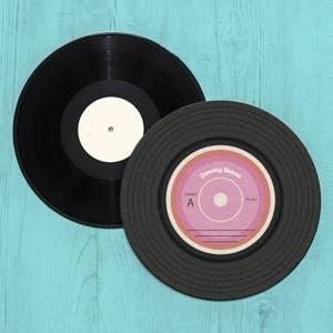 Dancing Queen Vinyl Record Player Slip Mat