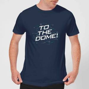 Crystal Maze To The Dome! Men's T-Shirt - Navy
