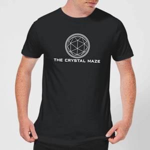 Crystal Maze Logo Men's T-Shirt - Black
