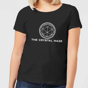 Crystal Maze Logo Women's T-Shirt - Black