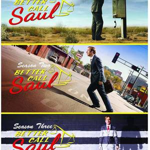 Better Call Saul - Seasons 1-3