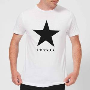 David Bowie Star Men's T-Shirt - White