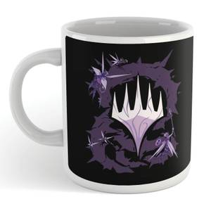 Magic The Gathering Throne of Eldraine Fairytale mug