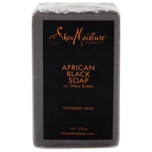 SheaMoisture African Black Soap with Shea Butter 230g