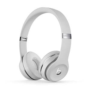 Beats By Dr. Dre Solo 3 Wireless On-Ear Headphones - Satin Silver