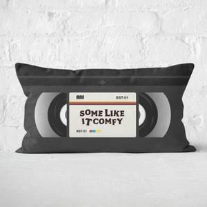 Some Like It Comfy Rectangular Cushion