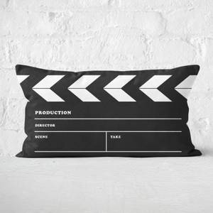 Film Board Rectangular Cushion