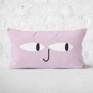 Eyes Rectangular Cushion