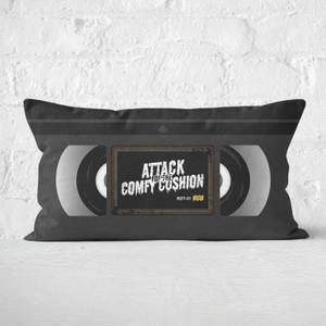 Attack Of The Cushion Rectangular Cushion