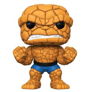 Marvel Fantastic Four The Thing 10-Inch EXC Funko Pop! Vinyl