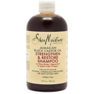 SheaMoisture Jamaican Black Castor Oil Strengthen and Restore Shampoo 384ml