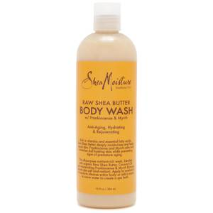 SheaMoisture Raw Shea Butter Hydrating Body Wash 384ml