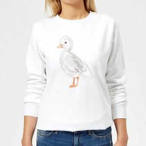 Gosling 1 Women's Sweatshirt - White
