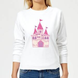 Castle Women's Sweatshirt - White