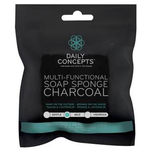 Multifunctional Charcoal Soap Sponge 45 oz