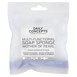 Multifunctional Mother of Pearl Soap Sponge 45 oz