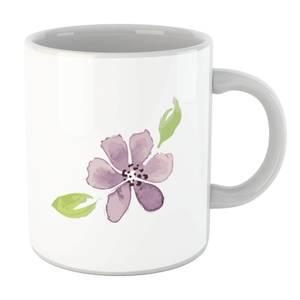 Purple Flower 2 Mug