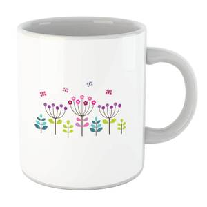 Childish Flowers 2 Mug