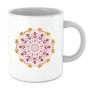 Floral Mandala Mug