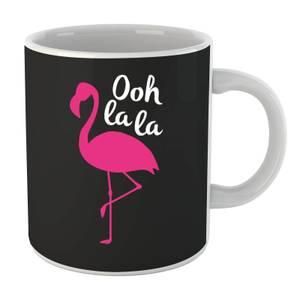 Ooh La La Flamingo Mug
