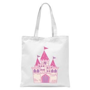 Castle Tote Bag - White