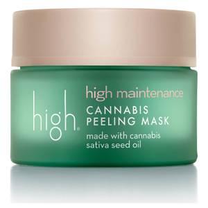 High Beauty High Maintenance Cannabis Peeling Mask 1.7 oz