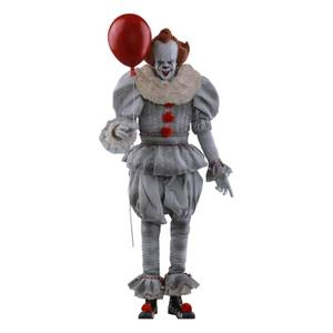 Figurine articulée MM Grippe-Sou inspirée de Ça: Chapitre2, échelle 1:6 (32cm)– Hot Toys