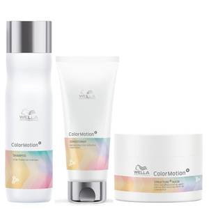 Wella Professionals Care Colour Motion Bundle