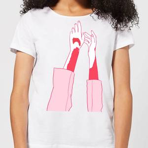 Hands In The Air Women's T-Shirt - White