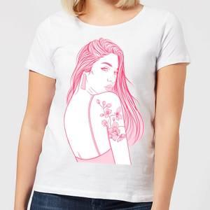 Girl Power Women's T-Shirt - White