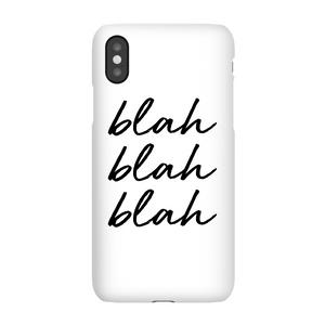 Blah Blah Blah Phone Case for iPhone and Android