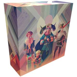 iam8bit Supergiant The 10th Anniversary Collection 12xLP Box Set