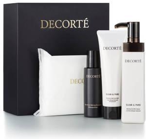 Decorté Clean & Pure Facial Cleansing Essentials (Worth $138.00)