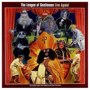 The League Of Gentlemen - Live Again! - Pop Up 2x LP
