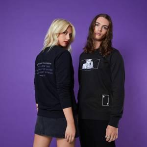 No Hope Club Unisex Sweatshirt - Black