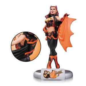 DC Collectibles DC Comics Bombshells Halloween Batgirl Statue