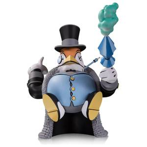 DC Collectibles DC Artists Alley Penguin By Ledbetter PVC Figure