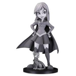 DC Collectibles DC Artists Alley Supergirl B&w By Zullo PVC Figure
